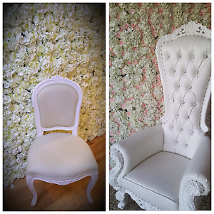 $99 White Flower Wall for Hire Yangebup Cockburn Area Preview