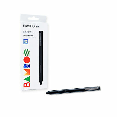 Wacom Bamboo Ink Smart Pen Stylus for Windows 10 Compatible Devices CS321AK for sale  Staten Island