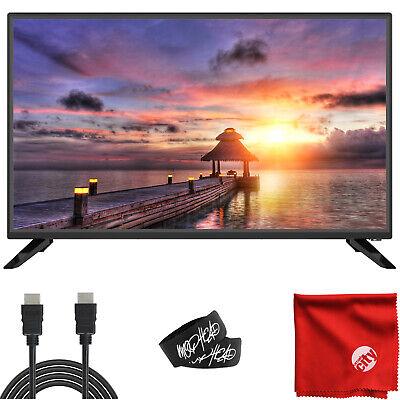 Sansui S32P28N 32' 720p HD DLED Smart TV Built-in HDMI, USB, Netflix Accessories