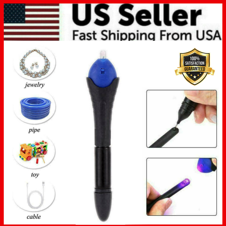 5 Second Fix Pen UV Light Repair Glue Refill Liquid Welding