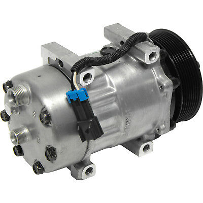 AC A/C Compressor Fits: 2004 - 2015 Ford F650 - F750 L6 & V8 Turbocharged Diesel