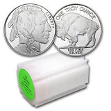1 oz Silver Buffalo Round (Lot of 20) - SKU #74759