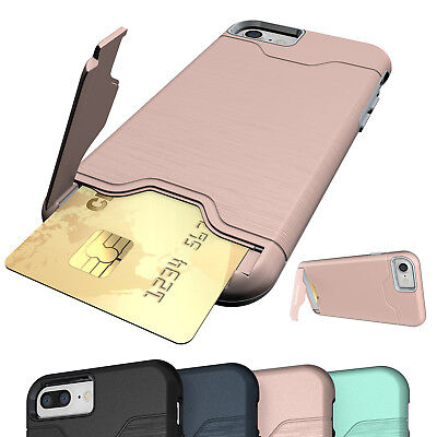 For Iphone X 10 6S 7 8 Iphone8 Plus Hard Case Shockproof Slim Rugged Back Cover