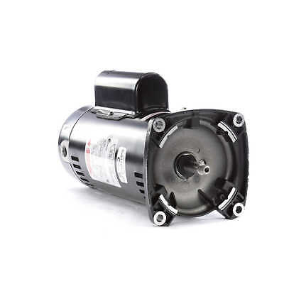 - 1.5 HP 2-Speed 48Y Frame 230V Square Flange Pool Motor Century # SQS1152R