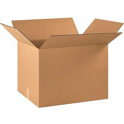 22x18x16 Corrugated Shipping Boxes 15pk