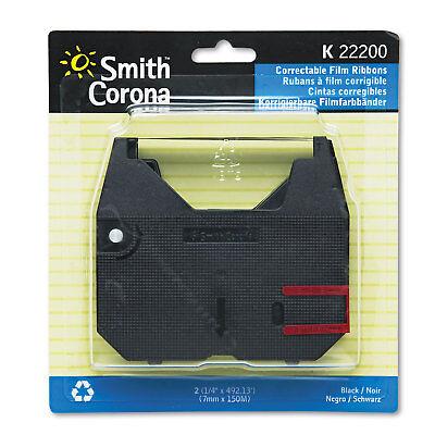 Smith Corona 22200 Ribbon Black
