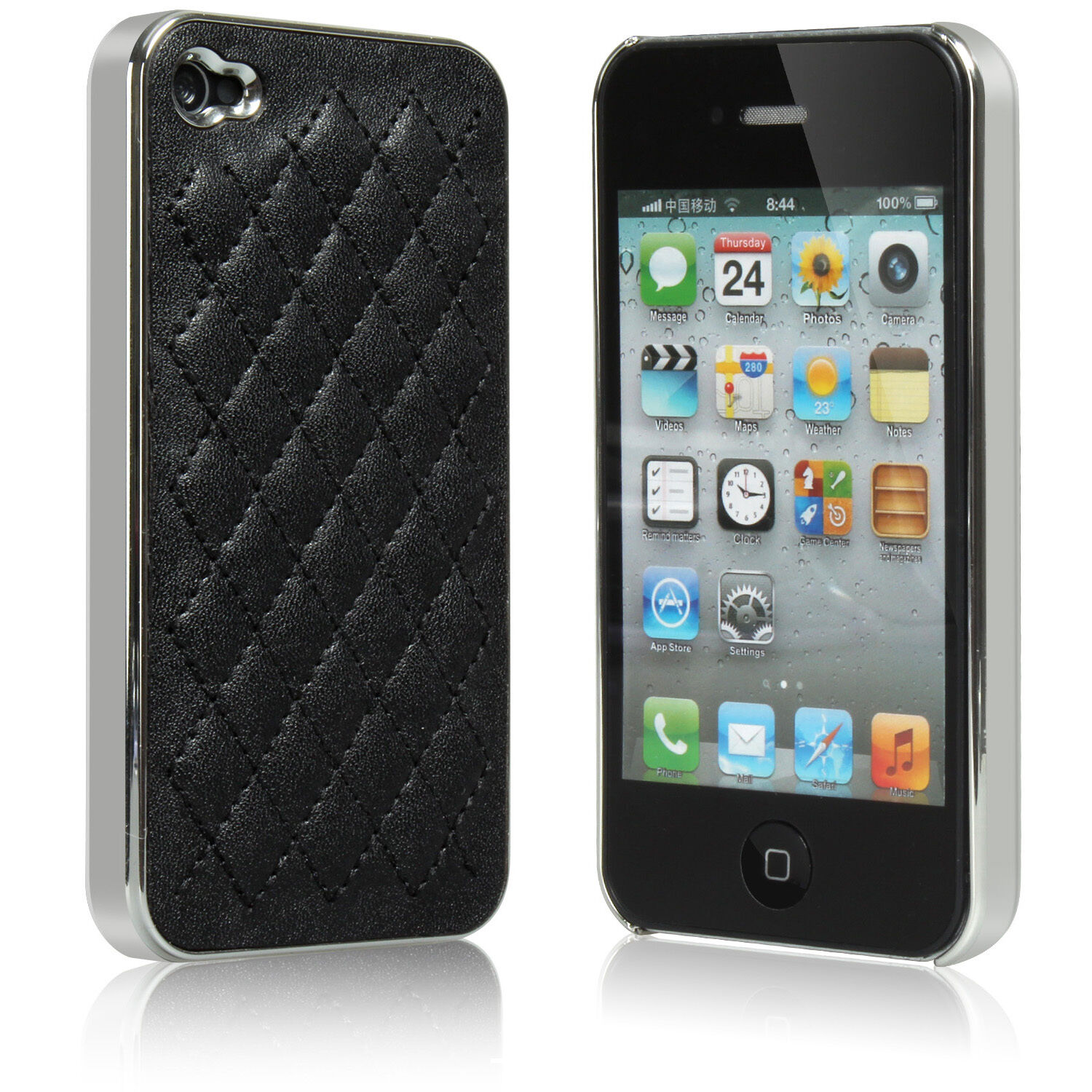 for-apple-iphone-4-4s-shockproof-soft-protective-deluxe-electroplate-case-cover