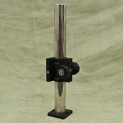 Newport 370-rc Rack-and-pinion Rod Clamp And Optical Support Rod
