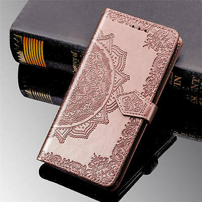 Luxury Leather Wallet Flip Phone Case Cover For Apple iPhone 7 8 plus 11 pro 11