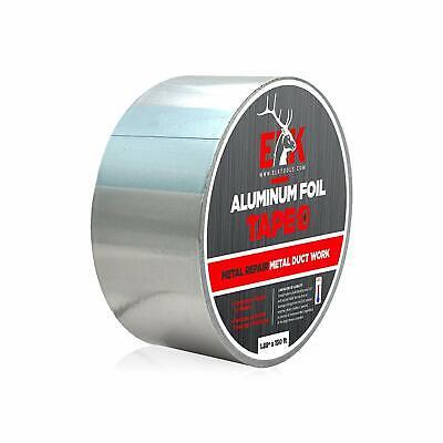 Aluminum Foil Tape For Metal Repair And Duct Work 1.88 X 150 X 3.25mil