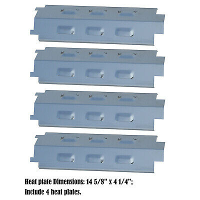 Stainless Steel Heat Plates Replacement Charbroil,Kenmore,Km