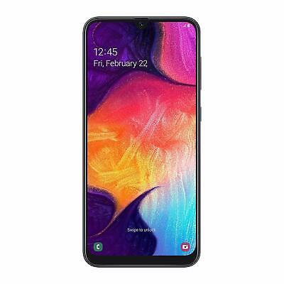 """SMARTPHONE SAMSUNG GALAXY A50 A505 2019 6.4"""" 128 GB ESP DUAL SIM Nero"""