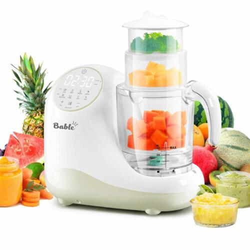 Baby Food Maker for Infants &Toddlers,Bable All in1 Food Processor Mills Machine