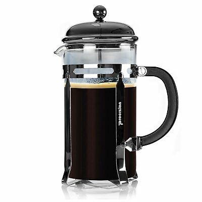 French Press 34oz Coffee, Espresso and Tea Maker, Includes 6 Filters