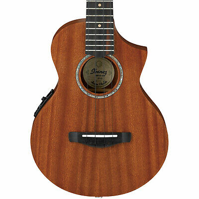 Ibanez UEWT5E 4-String Ukulele Right Handed, Open Pore Natural for sale  New York