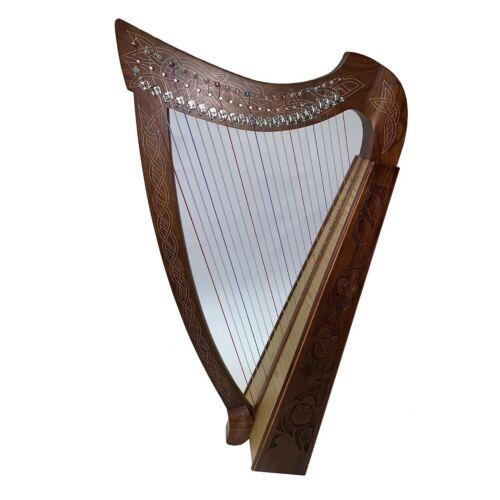 Celtic Harp 22 String Semi-tone Levers .  Harps  Aрфа