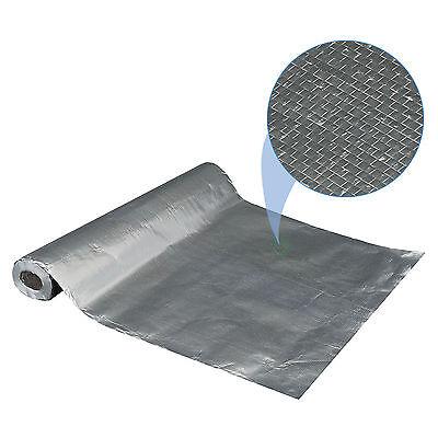 4x250 Radiant Barrier Solar Attic Aluminum Foil Reflective Insulation 1000sqft