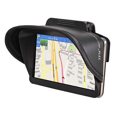 TFY Universal GPS Navigation Sun Shade Visor for 4.3 - 5 Inch Vehicle GPS