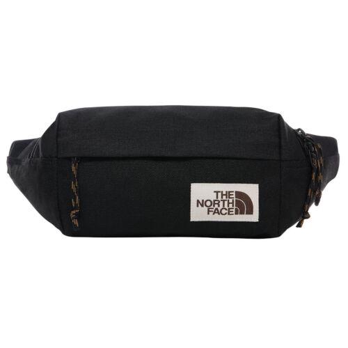 The North Face - Lumbar Pack Belt Bag waist fanny - TNF Black Heather
