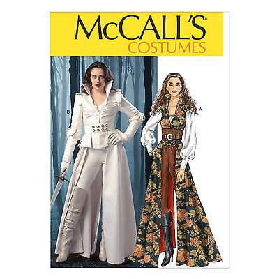 McCALL'S M6819 Snow White/Steampunk/Fantasy/SF Costume Sewing - Steampunk Snow White Costume