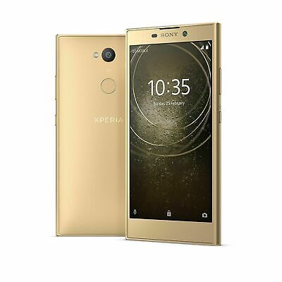 Sony Xperia L2 - 32GB - GOLD  (Unlocked) Smartphone-EXCELLENT CONDITION