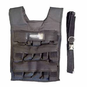 NEW Weight Vest 10KG Iron Weight Blocks, Personal Training Malaga Swan Area Preview