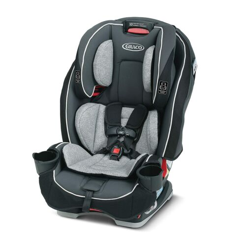 NEW Graco SlimFit 3-in-1 Car Seat Saves Space in Your Back Seat Darcie Fashion