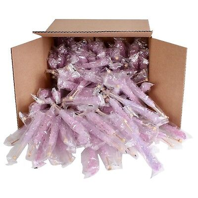Lavender Candy Buffet (Lavender Rock Candy -144 Sticks - Tutti-Frutti - Party Favors - Candy)