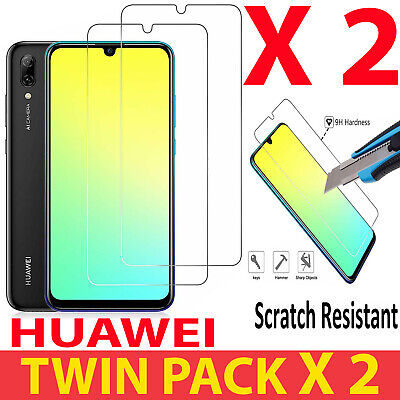 FOR HUAWEI P SMART P20 PRO P30 LITE 2019 PREMIUM-TEMPERED GLASS SCREEN PROTECTOR