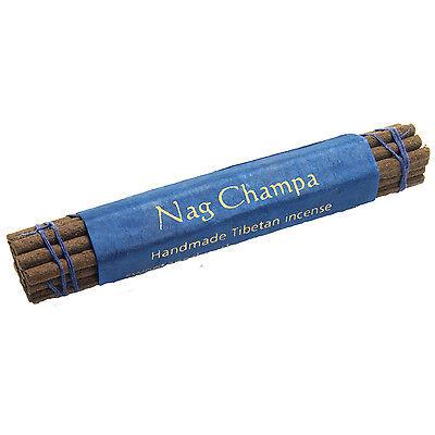Handmade Tibetan Incense Bundle, Nag Champa