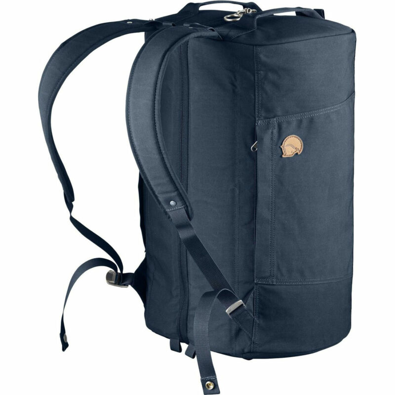 Fjallraven Splitpack Unisex Large Navy G-1000 Heavyduty Eco Duffle Bag F24244560
