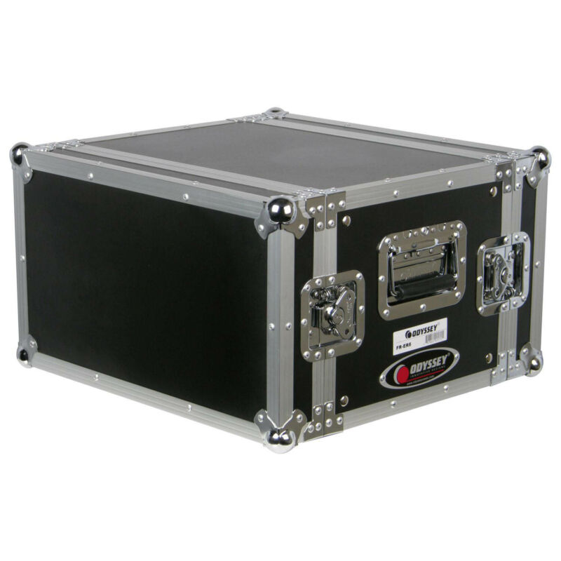 Odyssey FRER6, Flight Ready Special 6U Effects Rack Case