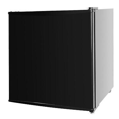 Cookology MFR45BK Black Table Top Mini Fridge & Ice Box | 46L Bar Refrigerator