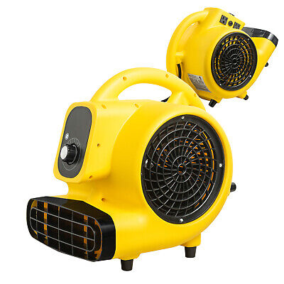 14hp Air Mover Carpet Dryer Blower Floor Fan Water Dryers Damage Equipment