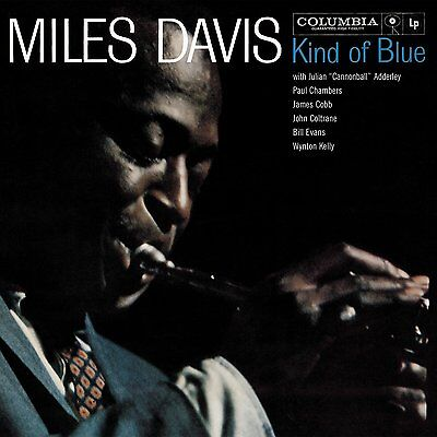 MILES DAVIS Kind Of Blue LP Vinyl NEW Sony Legacy