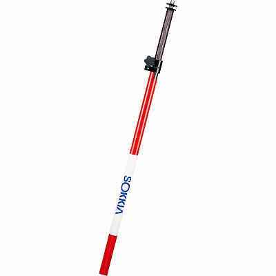 Sokkia Pro Series Knob-Lock Prism Pole 8.5 ft./2.60m
