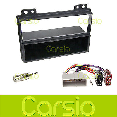 Ford Fiesta 2002 - 2005 Facia Fascia Panel CD Stereo Adaptor Radio Fitting Kit