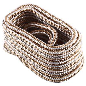 Double Braided Nylon Dock Line, Boat Mooring Rope 1/2