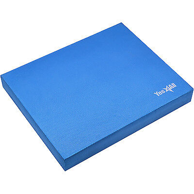 Yes4All Balance Pad Yoga Mat Elite Exercise Training Fitness size XL - ²BME4F