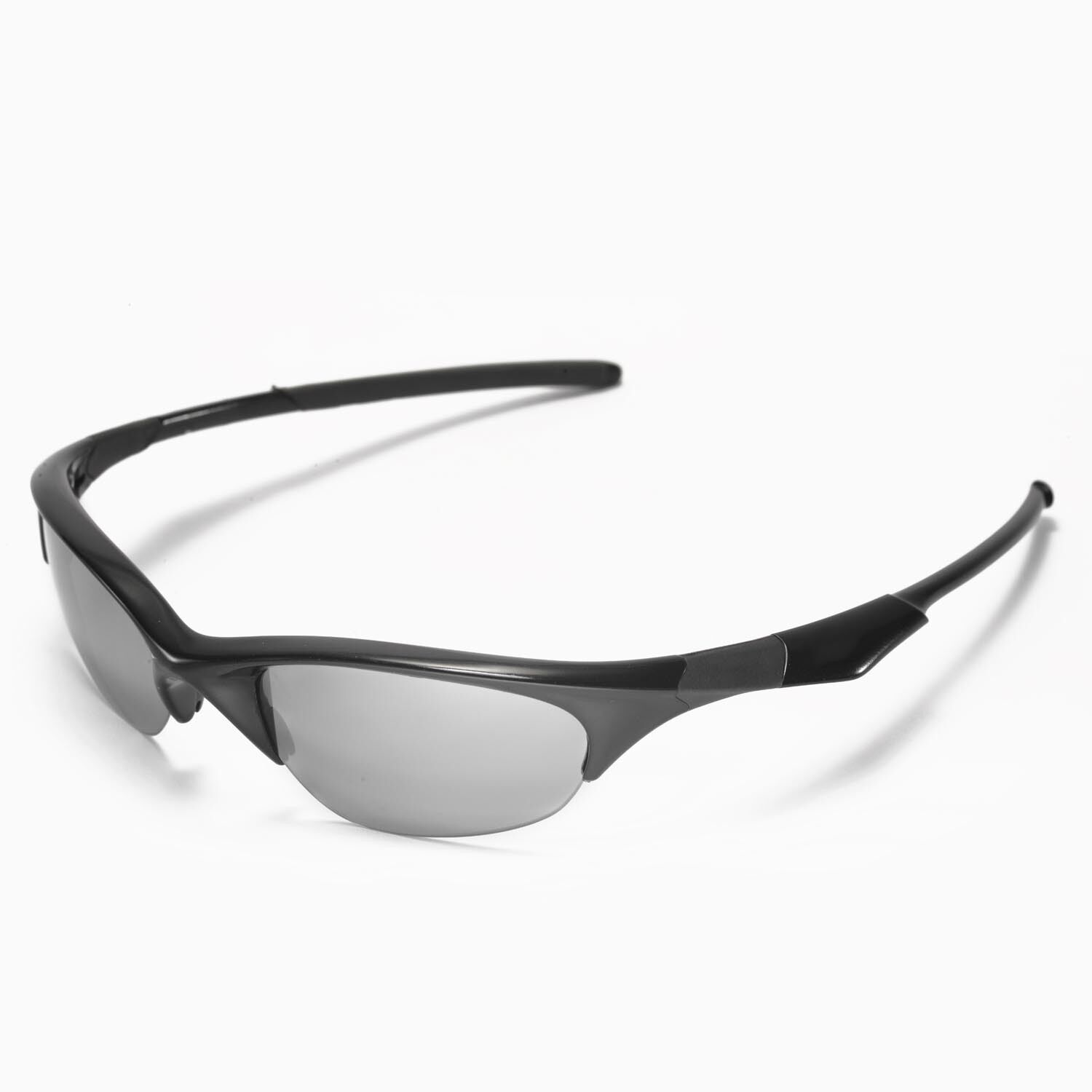 oakley green lenses  titanium lenses