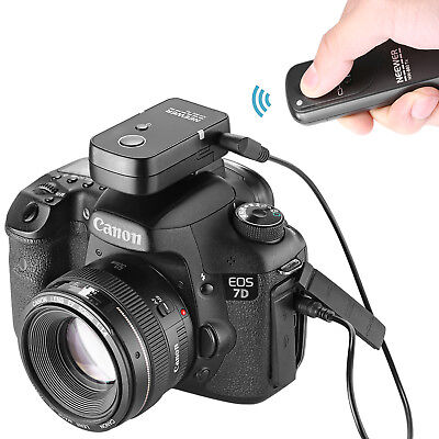 Neewer NW-860/E3 Camera Shutter Release Wireless Remote Transmitter Receiver