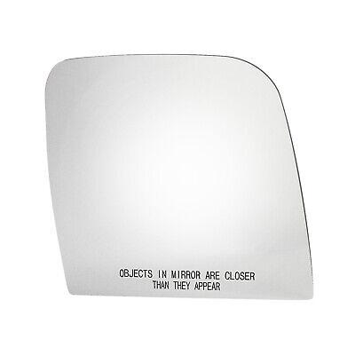RIGHT PASSENGER SIDE MIRROR GLASS FOR 94-04 E150 E250 E350 ECONOLINE CLUB WAGON - Ford E-150 Club Wagon Mirror