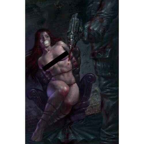 Ascencia #5 Wake Entertainment Cover B Parillo Nude 1st Print NM