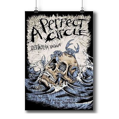 A Perfect Circle Custom Art Poster Print Wall Decor
