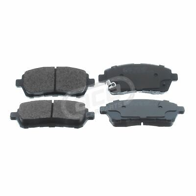 To Fit Suzuki Swift 8/2010-2017 1.2 1.3 Front Brake Pads Set W126-H52-T16.5