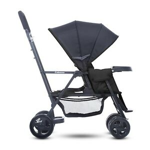 Joovy caboose double sit and stand stroller