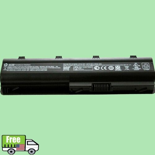 New OEM Genuine for HP 2000-425NR Notebook laptop Battery CQ42 MU06 593553-001