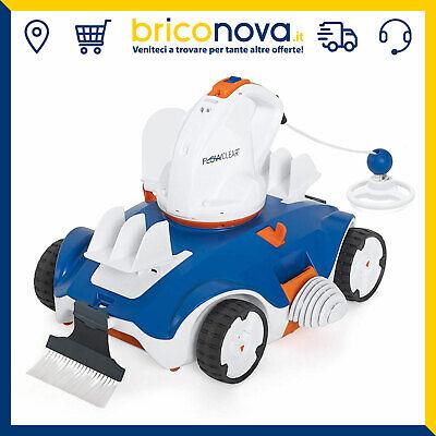 Robot Robottino pulitore aspiratore per pulizia piscina fuori terra Bestway -