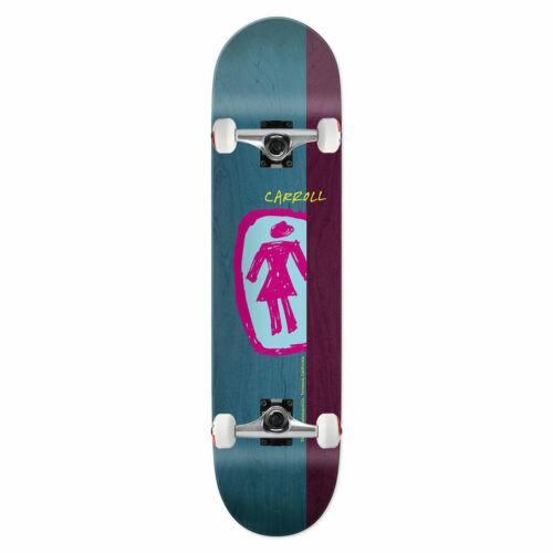 skateboard complete carroll sketchy og 8 375