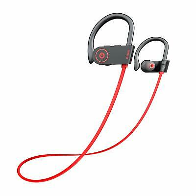 Otium Bluetooth Headphones, Best Wireless Sports Earphones W/Mic Ipx7